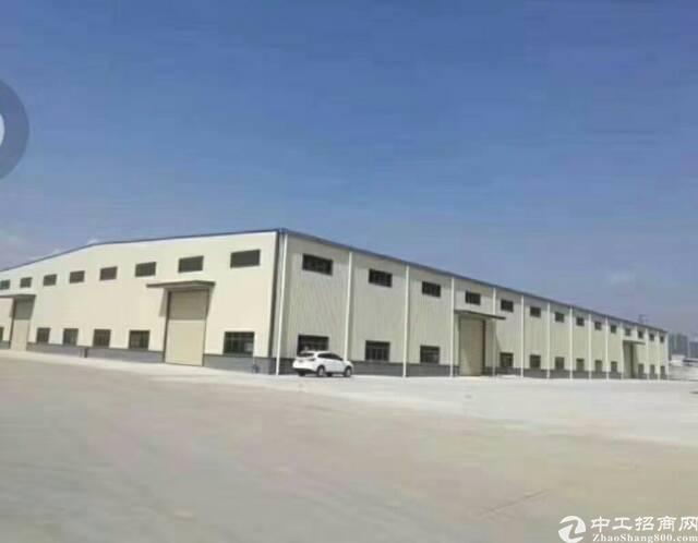 新出三栋镇钢构原房东厂房3400m²可分租