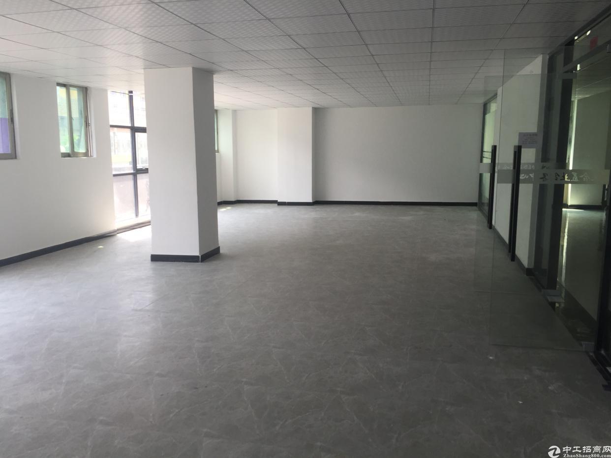 龙华天虹附近楼上带装修厂房出租大小可分租-图4