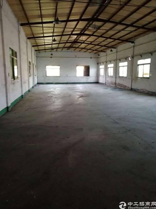 惠州惠城区马安新出工业园独栋1800平钢构出租