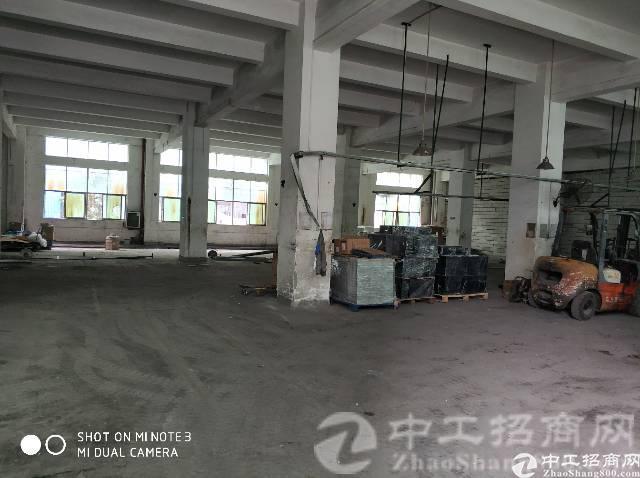 厚街靠道滘1200平六米高一楼厂房出租,适合仓库,五金,机械