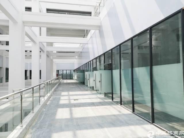 天河科学城20万平园林式园区招租大小可分