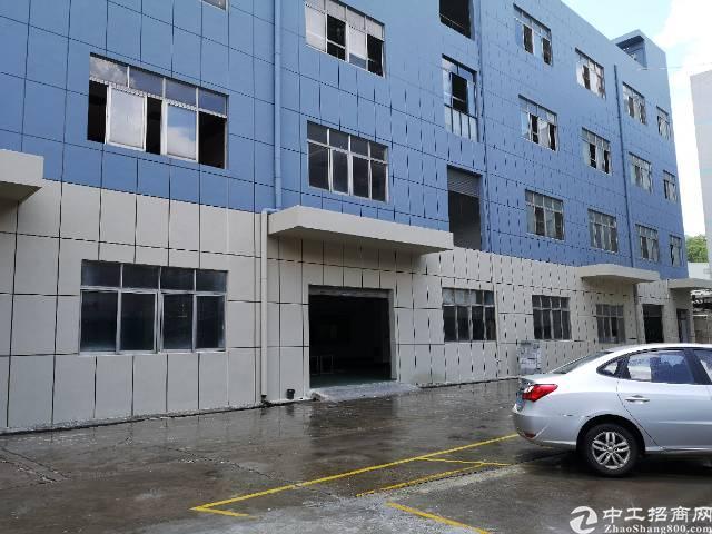 横岗六约塘坑地铁站附近一楼1150平厂房仓库出租