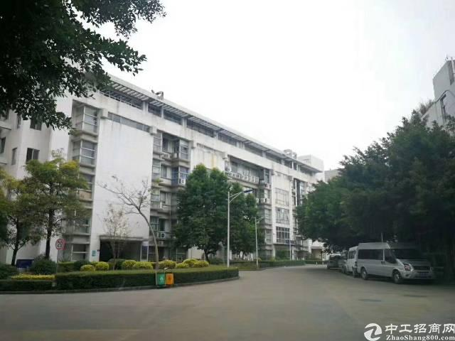龙岗坂田杨美地铁口新出一层2222平方办公办室