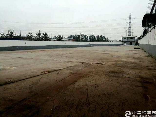 惠阳秋长大型工业园内,国有证工业地皮10000平方出售