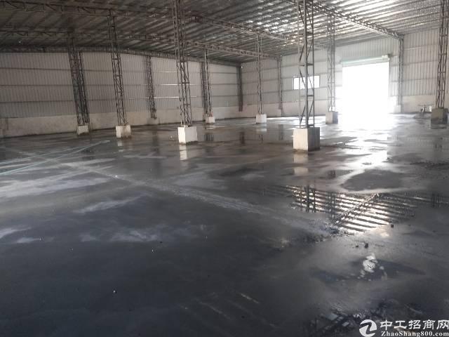 惠城区全新钢构厂房低价出租900平方