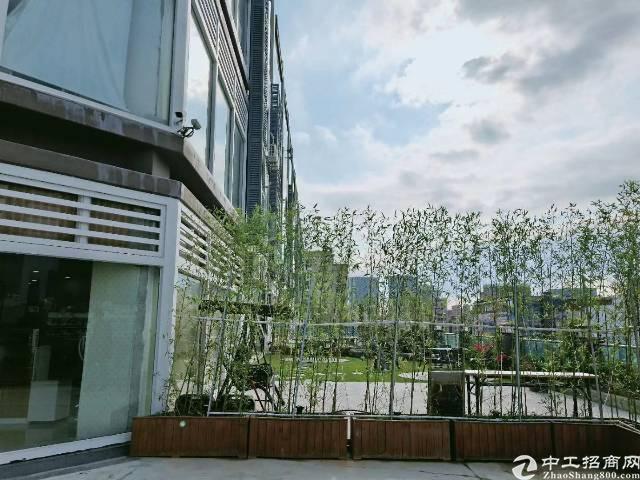 横岗永湖地铁站新出办公室156平出租