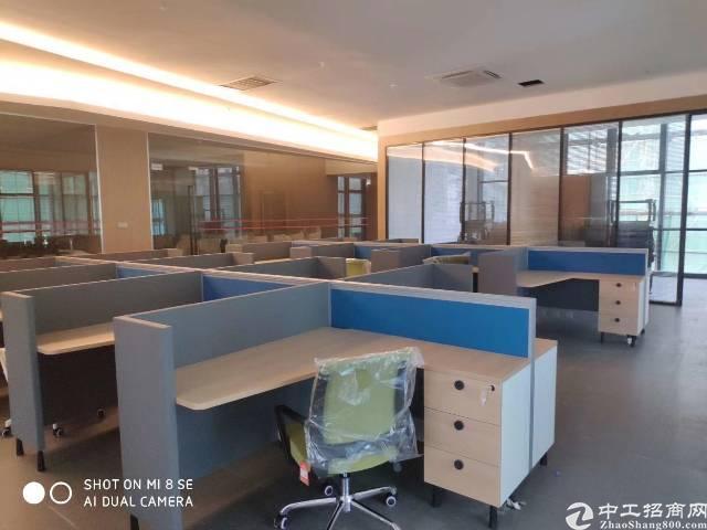 龙华清湖地铁站口旁65平起办公室