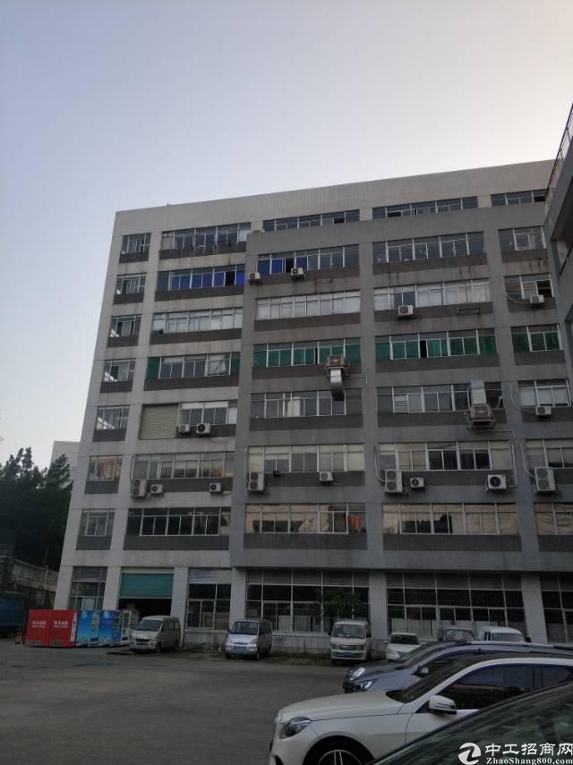 龙华区观澜街道独院厂房出租形象好800平米起租