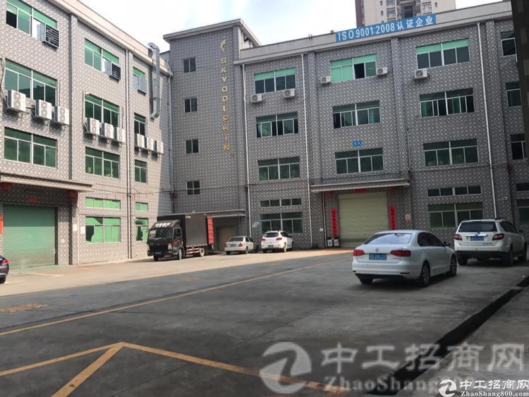 观澜库坑1楼最低价厂房面积1500平出