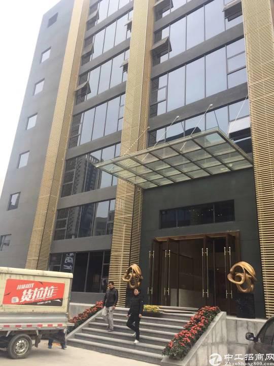 横岗地铁新出办公室210平出租