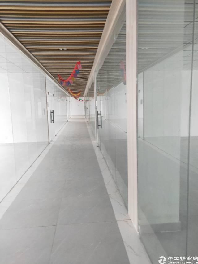 全新写字楼楼下都有隔好,大小都可以