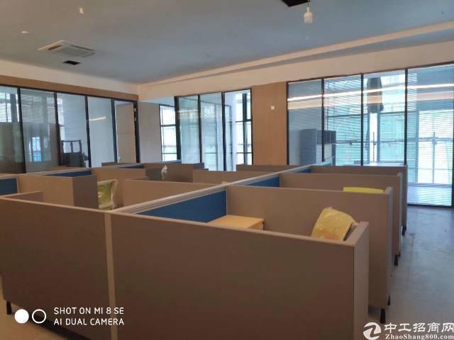 龙华清湖地铁站旁新写字楼30-3000平办公楼