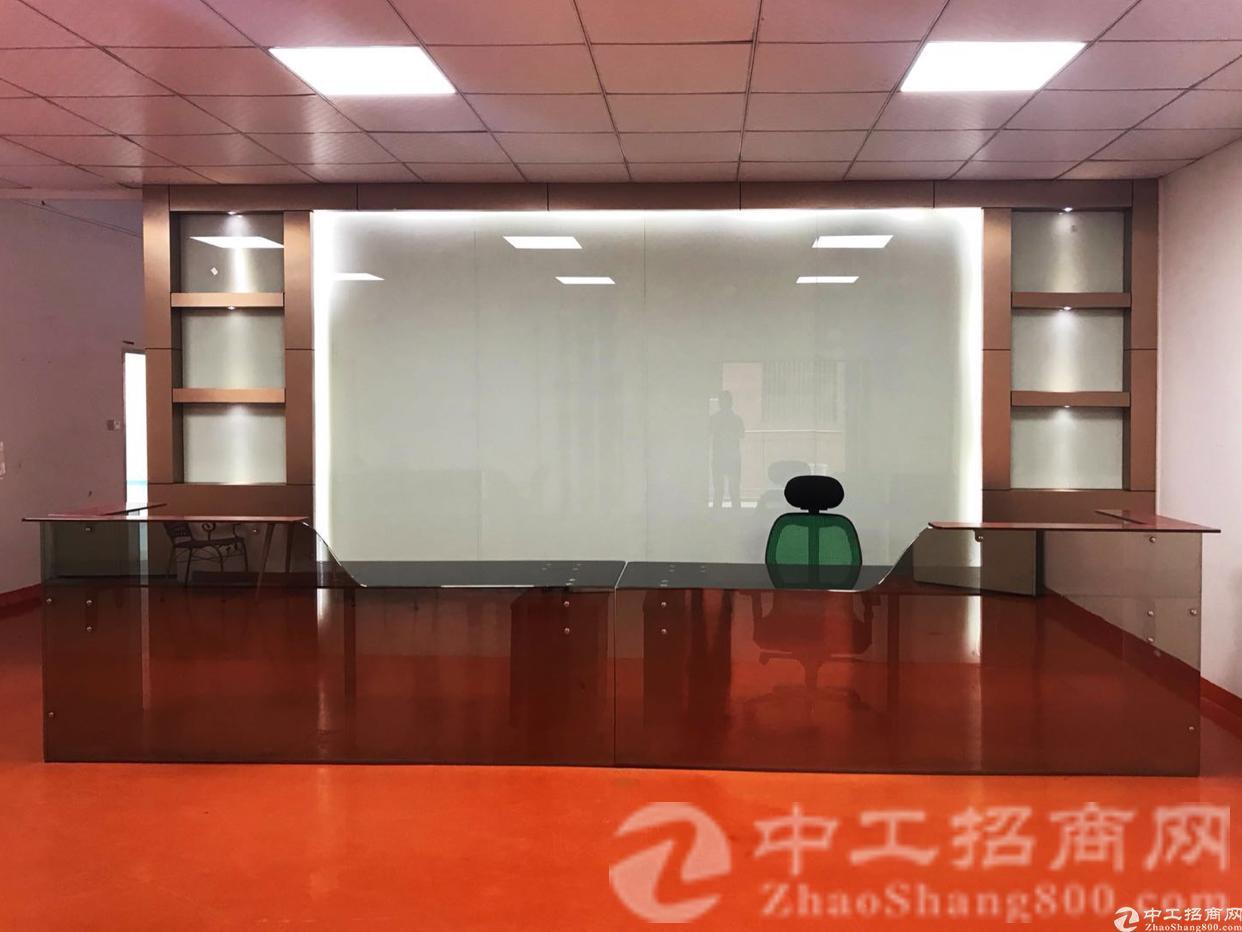 福民大型园区楼上带豪华装修标准厂房800平方