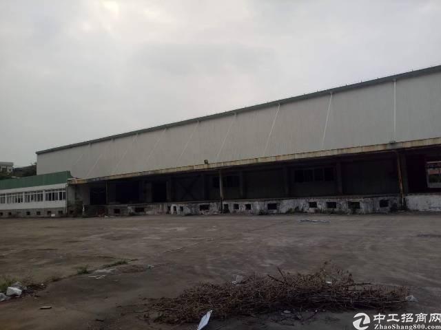 凤岗五联13000平米标准物流仓库出租