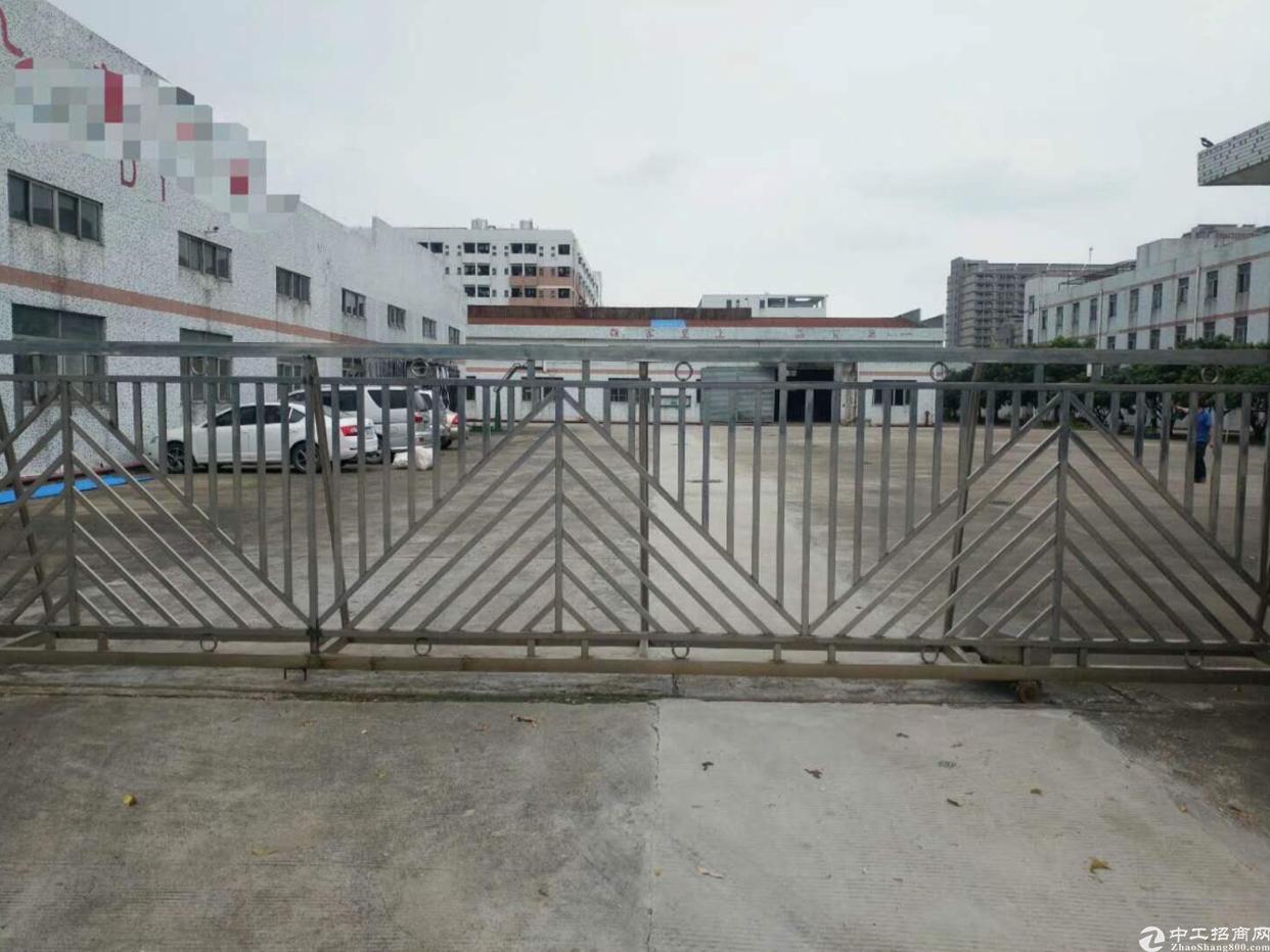 深圳单一层厂房出租
