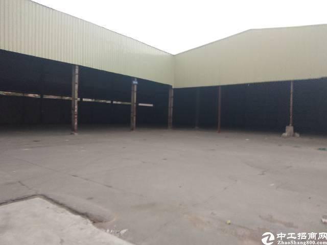 布吉上李郎科技园独院钢构2600平方出租