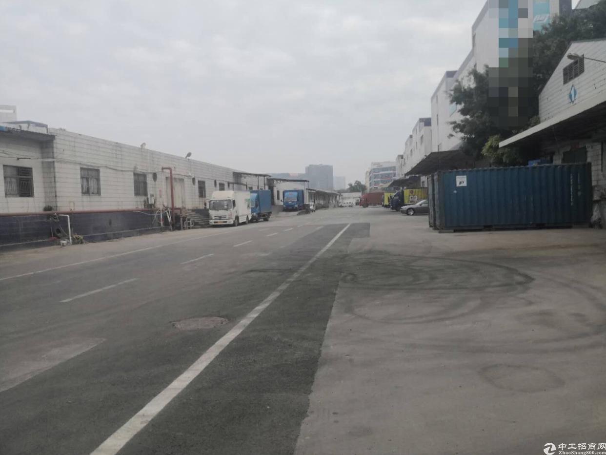 龙华清湖珠三角高速路口标准物流仓库出租