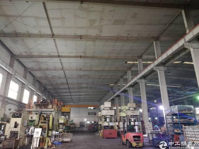 光谷1800平厂房可生产加工