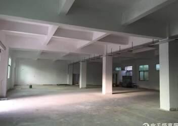 横岗安良社区楼上3000平方出租大小可分租图片3