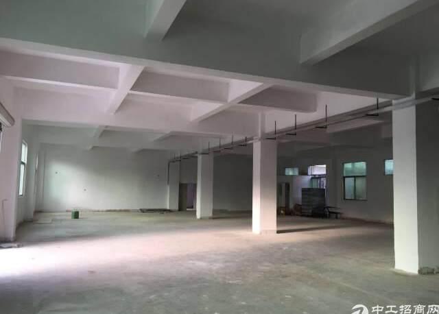 横岗安良社区楼上3000平方出租大小可分租