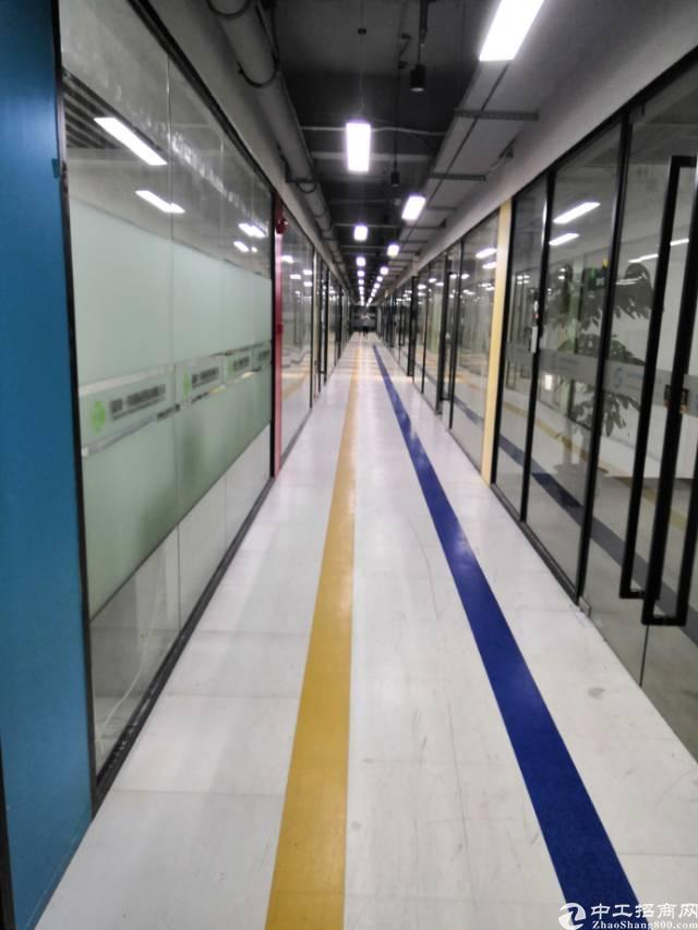 横岗地铁口三号线写字楼60平方起租