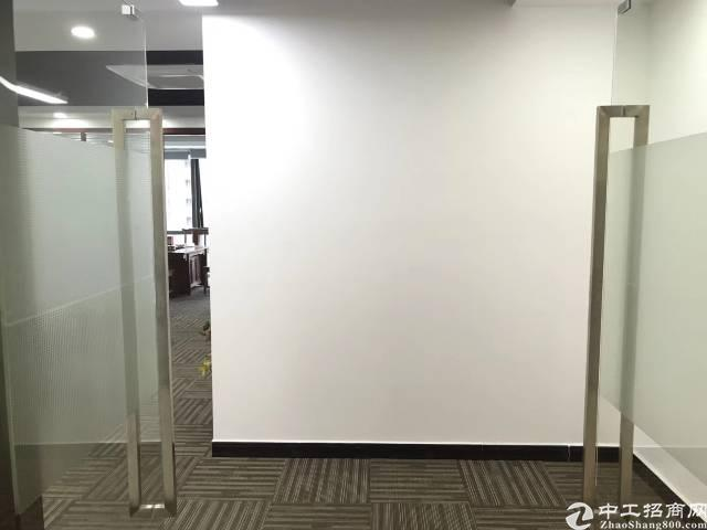 深圳龙华清湖地铁口260平豪华写字楼出租