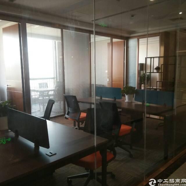 横岗永湖地铁附近新出来智能化办公210平写字楼出租