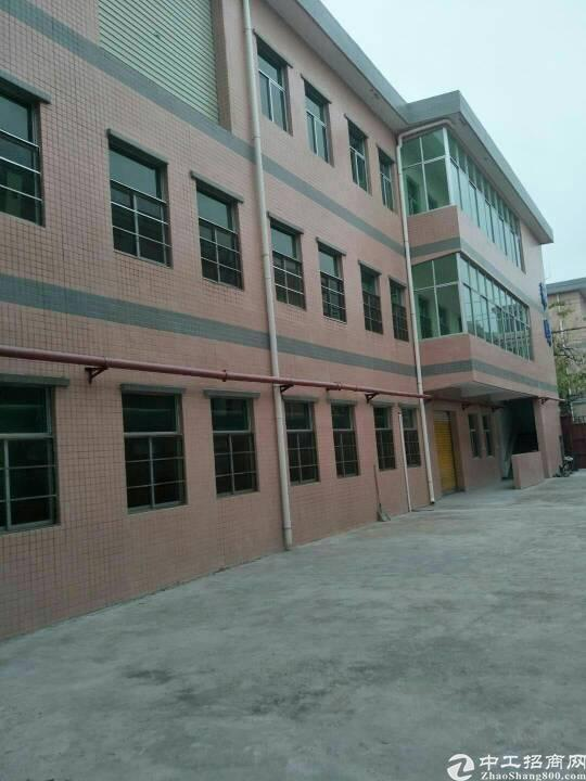 坪地三层标准小独院2800平米厂房出租