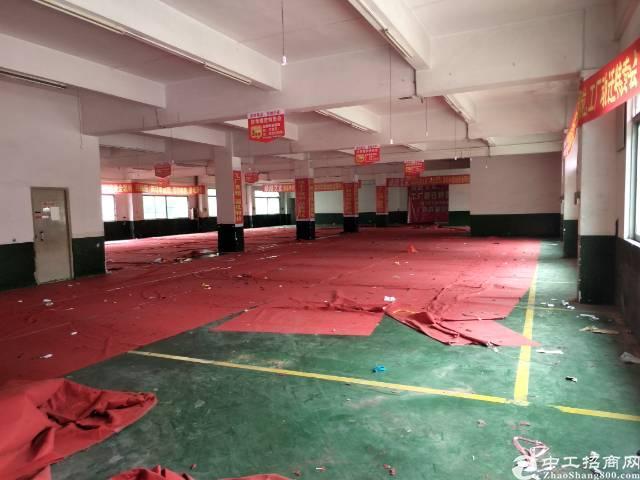 江北厂房厂房一楼面积1550