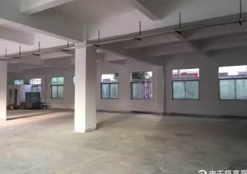 横岗安良社区楼上3000平方出租大小可分租图片4