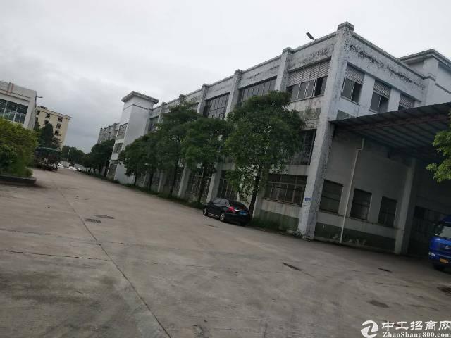 高埗带丙二类消防仓库出租一楼7000平米