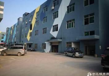 横岗安良社区楼上3000平方出租大小可分租图片1