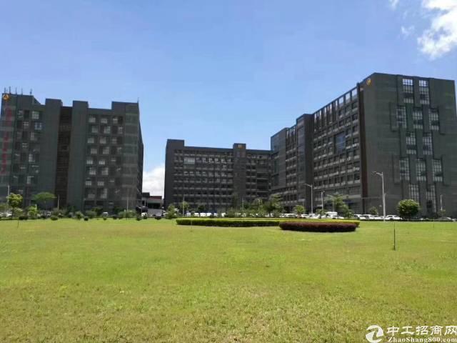 原房东布吉李郎高新科技园1180平米