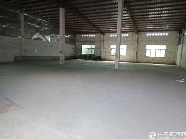 龙岗坪地钢构一楼850平原房东