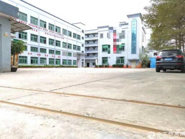 惠城区全新独门独院超大空地厂房出租9000平方