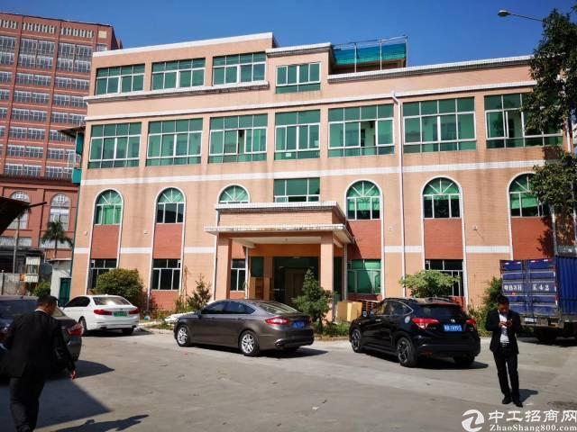 坪地大型工业区招租: 1、厂房1楼320