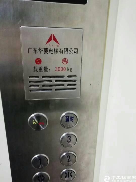 坪地大工业区原房东分租楼上3800平米厂房出租,可分