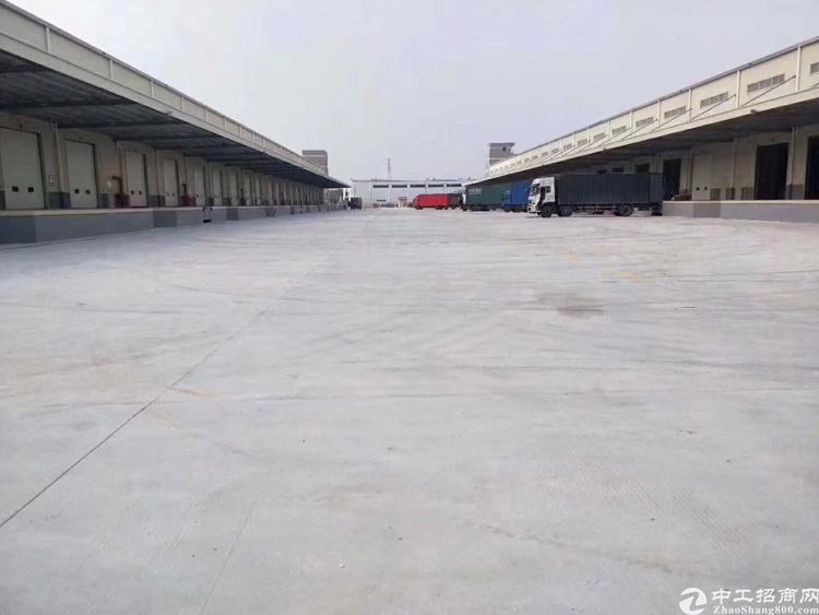 龙华原房东物流园带卸货平台一楼22000平厂房出租