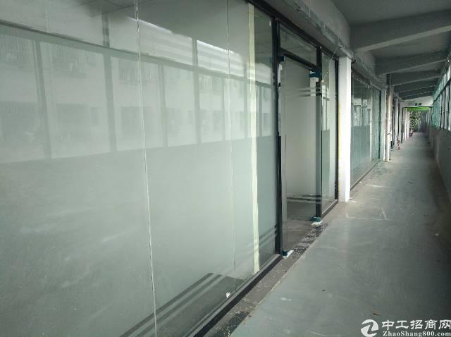 龙华大浪新出楼上厂房形象好电商园540平出租