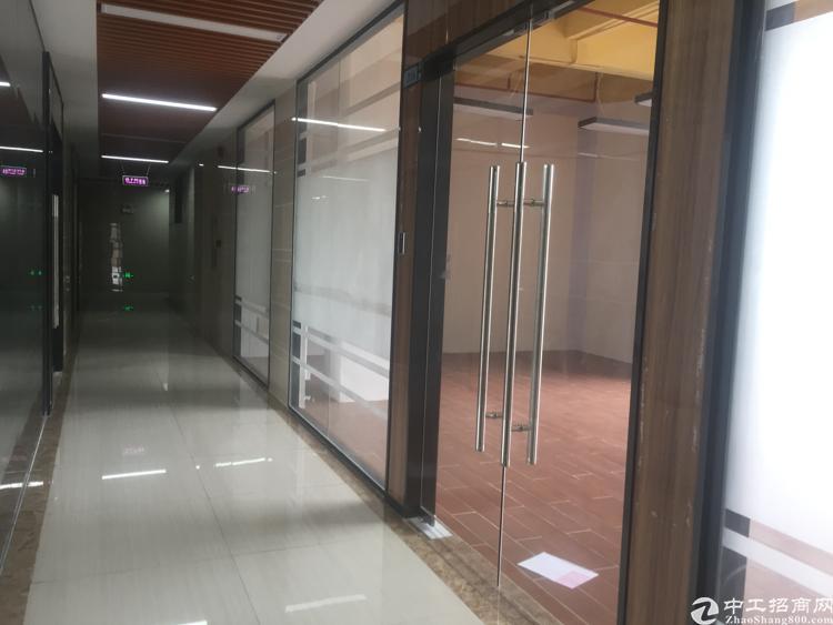 坪山坑梓二楼120平米办公室招租