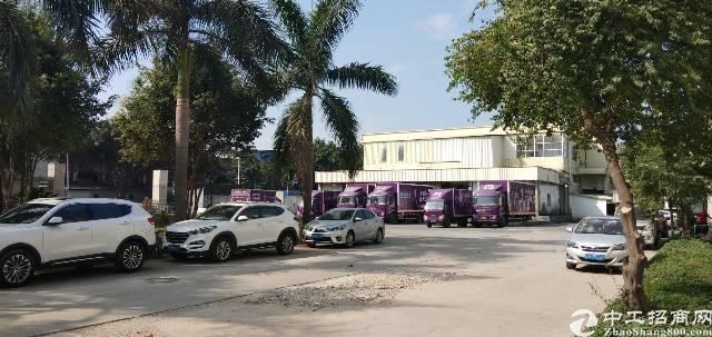 光明新区标准钢构厂房招租
