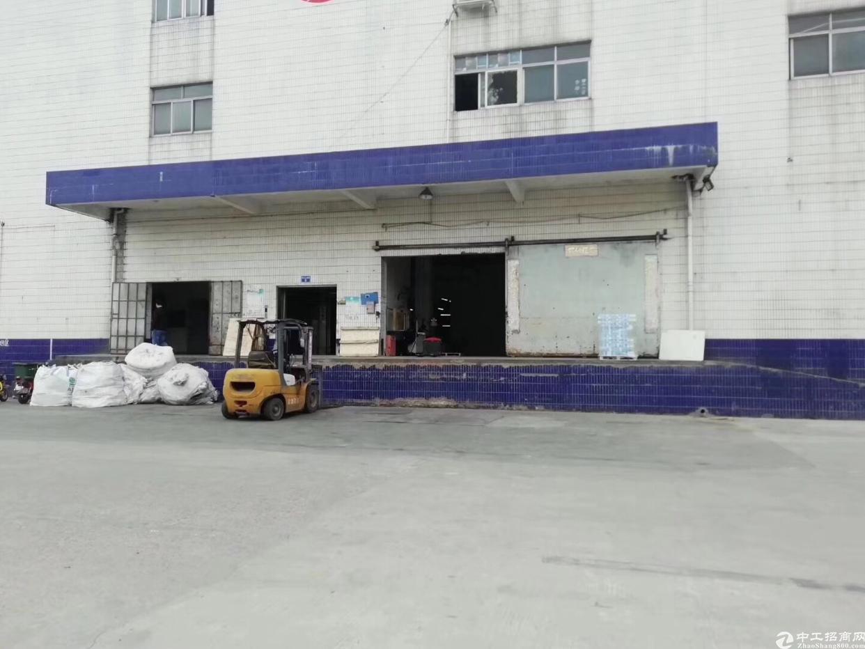 龙华清湖高速路口一楼标准物流仓库出租