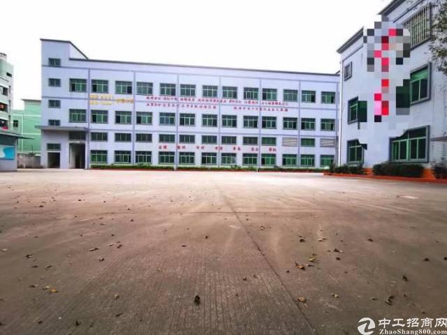 全新独门独院标准厂房可做学校加空地20000平方
