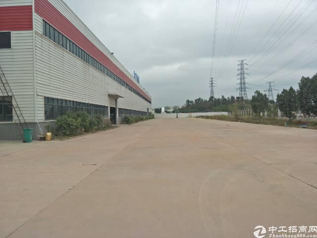 龙华大型钢构10000平米,型层12米,空地大