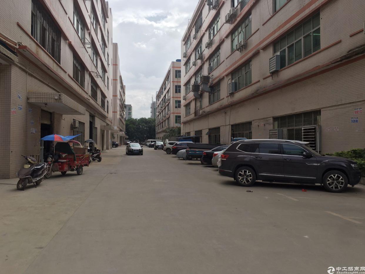 福永地铁口30000平米工改商厂房出租