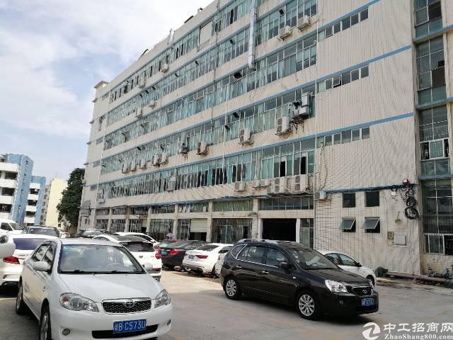 龙华大浪新出红本二楼2500平厂房大园区,28元一平,合同长