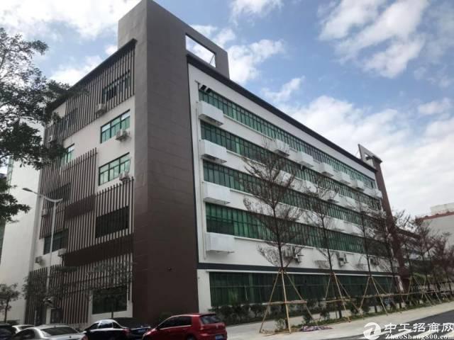 龙华大浪高新产业园,独栋厂房出租,每层约3000平,