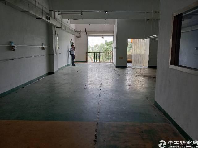 龙华大浪华荣路旁带吊机口厂房出租。。