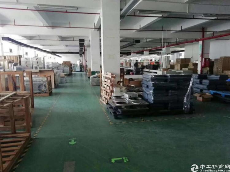 黄埔东区原房东工业区楼上1500平米厂房出租