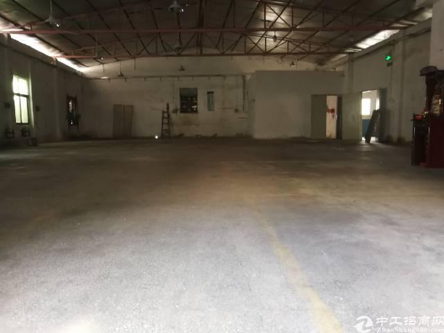观澜福民龙澜大道旁新出一楼标准厂房